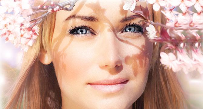 Разные основы под макияж