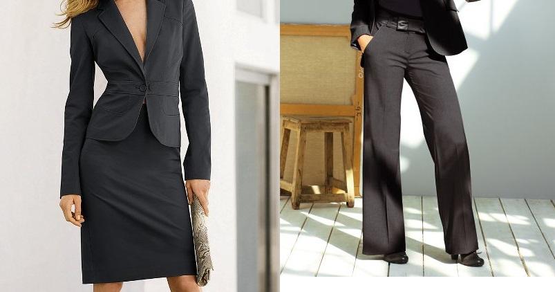 Строгие юбки и брюки
