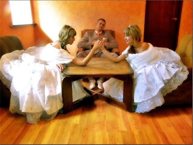 Противостояние жены и любовницы