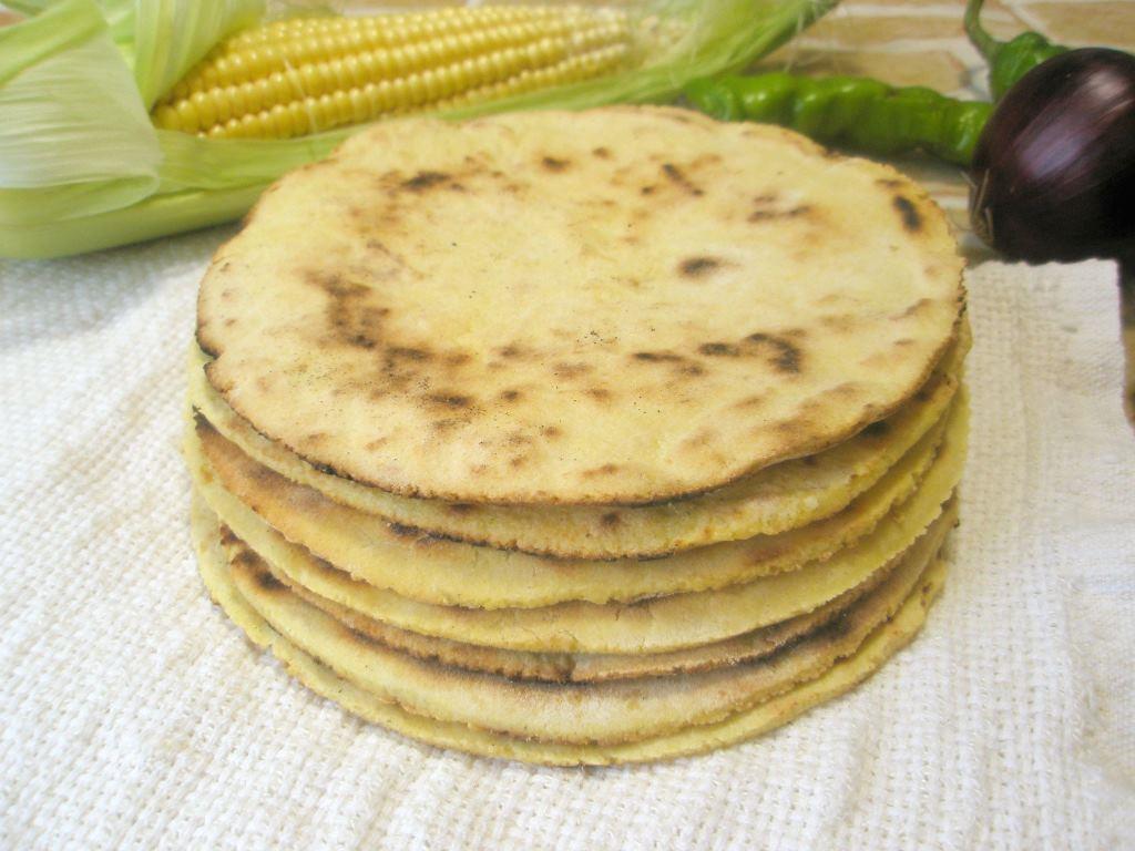 Мексиканские тортильяс 1