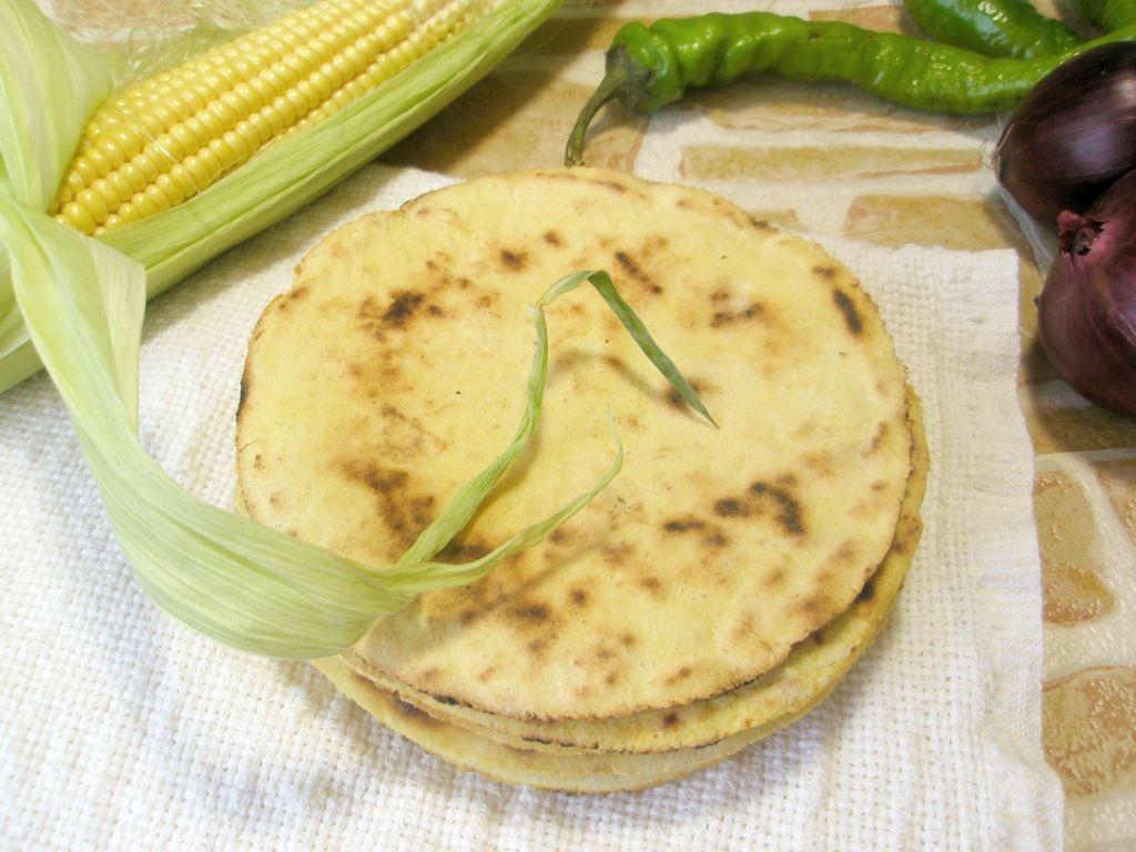 Мексиканские тортильяс 2