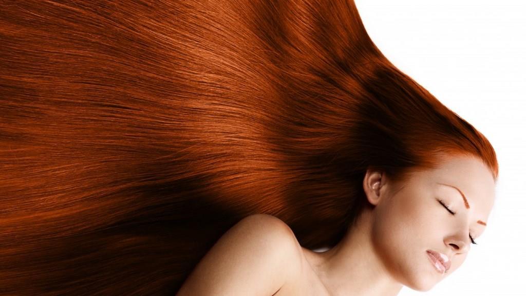 Прекрасные длинные волоса
