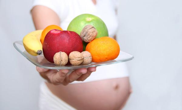 Правильное питание беременной мамы