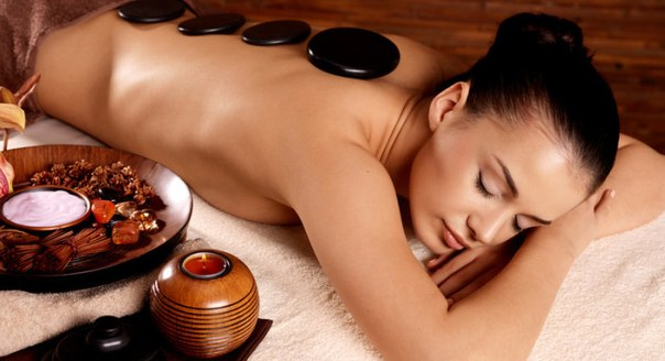 Целебный массаж