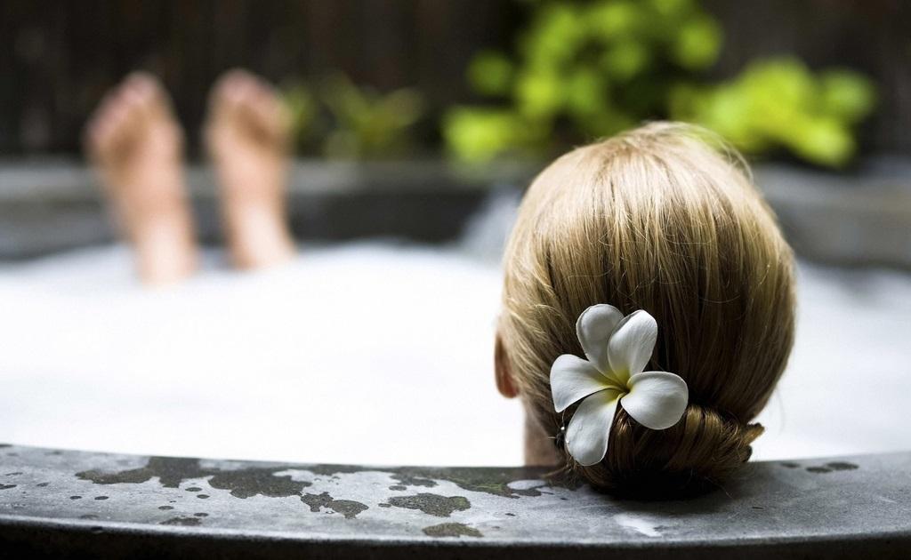 Ванна чтобы расслабиться