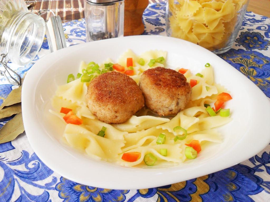 Готовое блюдо 2, рыбные котлеты