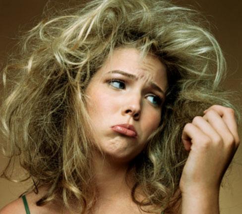 Как же расчесывать волосы после хим завивки?