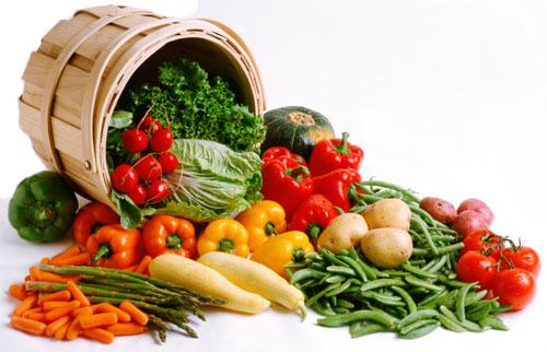 Кушайте овощи