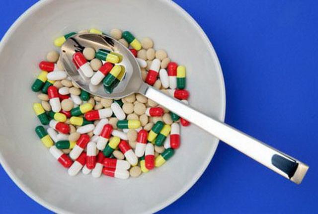 Кушаем таблетки и худеем!