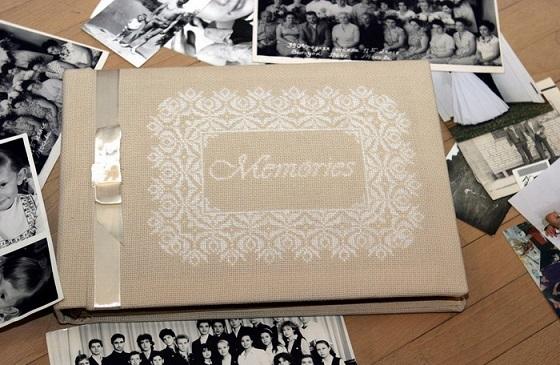 Фотоальбом - это память