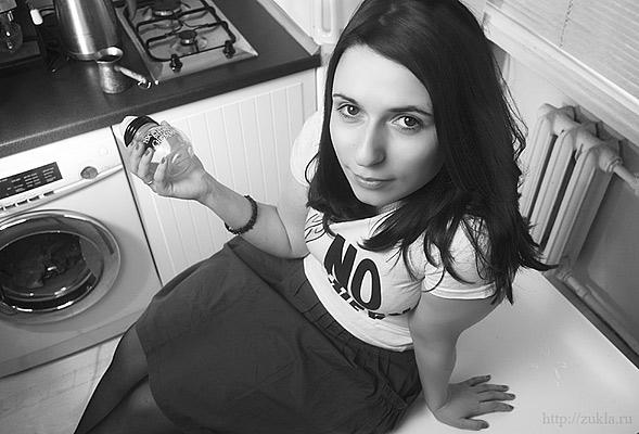 Готовим комнату)))