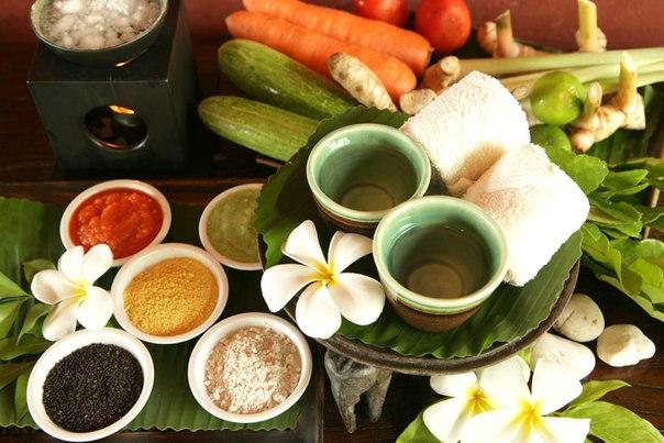 Натуральная тайская косметика