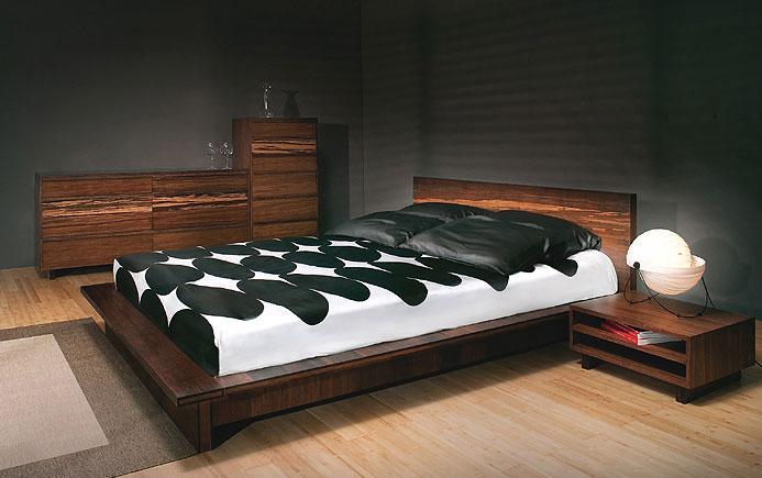 Вариант японской спальни