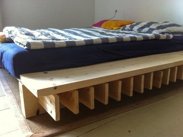 Как сделать японскую кровать своими руками