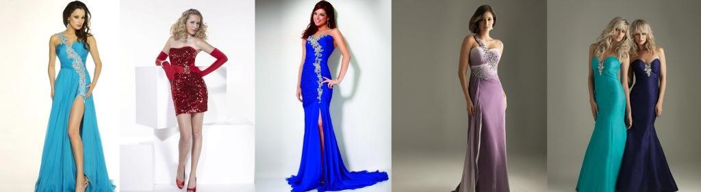 Роскошные дизайнерские платья