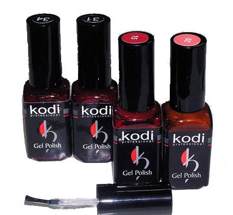 Модный лак Kodi