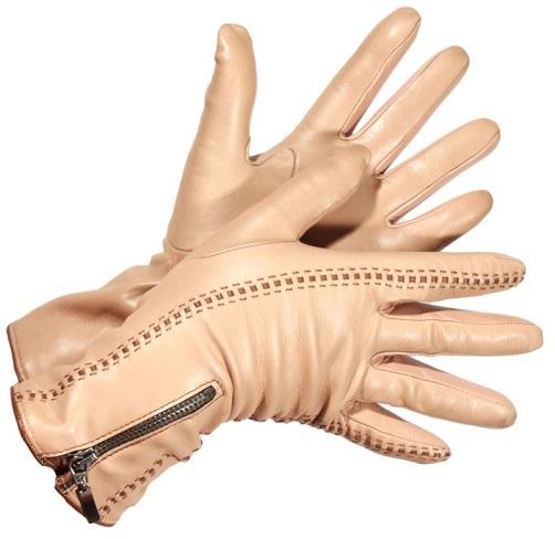 Типичные женские перчатки