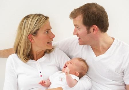 Разногласия родителей