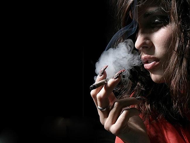 Курение для расслабления