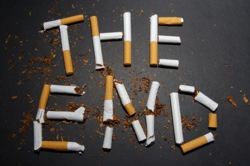Хватит курить