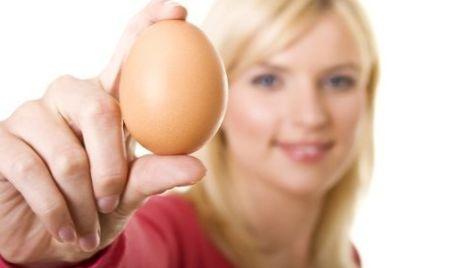 Употребляйте много яиц