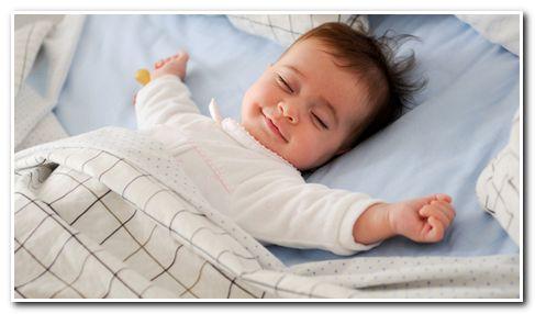 Советы родителям для крепкого сна малыша