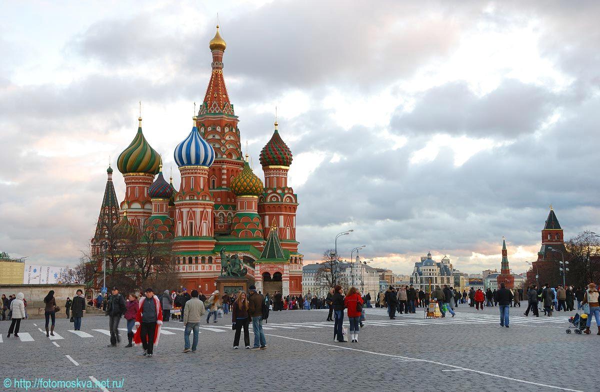 Как интересно провести время в Москве