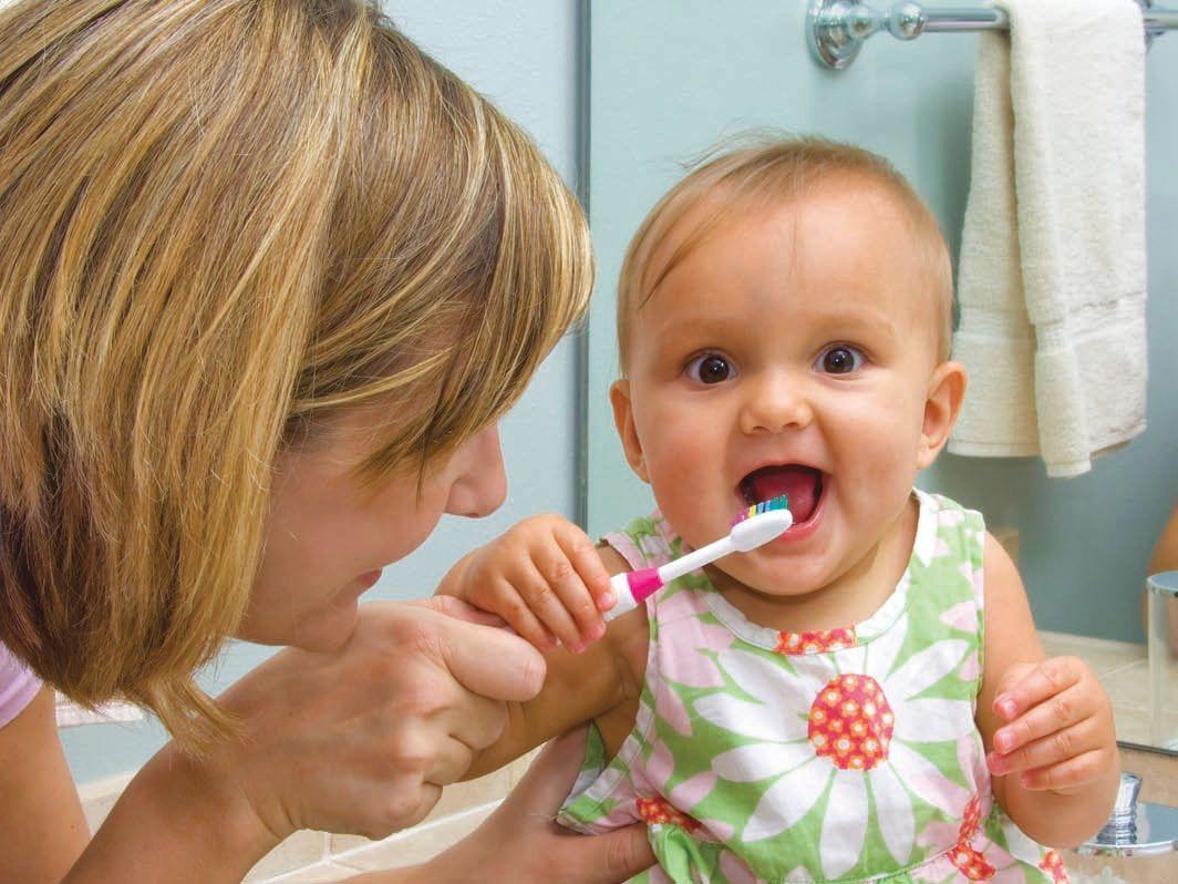 BabyToothbrushing
