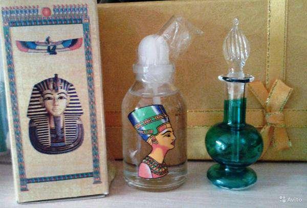 Духи из древнего Египта