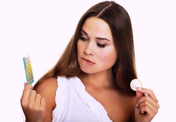 Виды контрацептивов