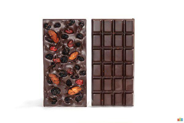 Чем полезен шоколад.