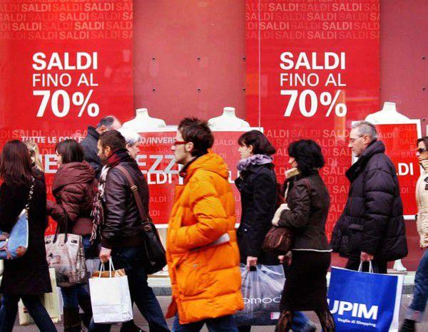 Зимний шоппинг в магазинах Италии