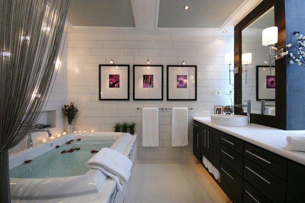 7 шагов к созданию уюта в ванной комнате