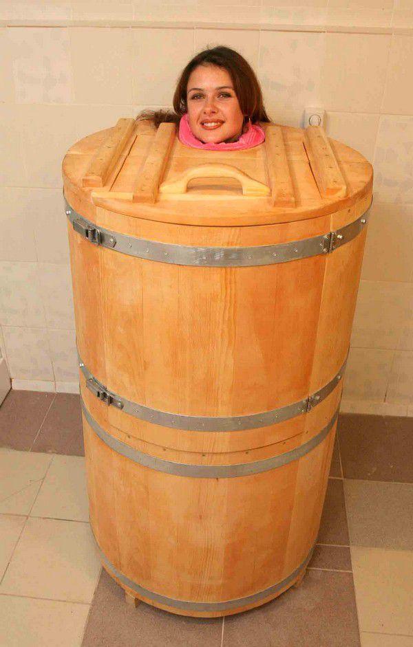 Об огромной пользе бани