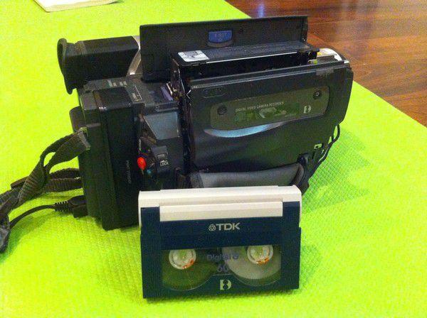 Как выбрать видеокамеру