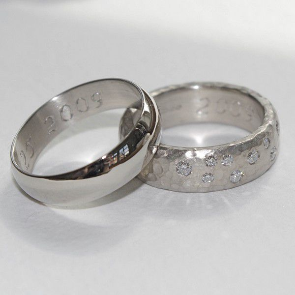 Обручальные кольца по заказу