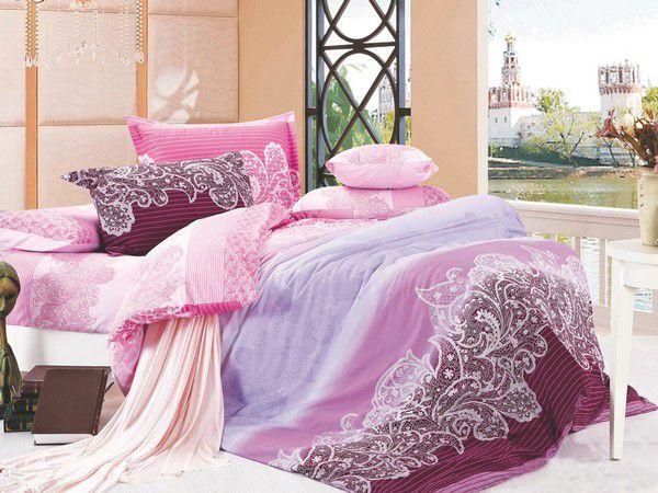 Королевская роскошь - постельное белье из сатина