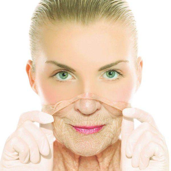 Старение кожи