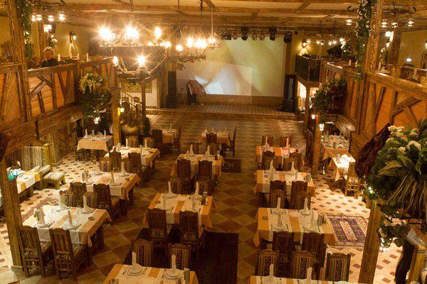 Ресторан «Бакинский дворик»