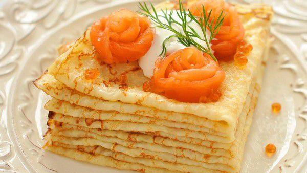 Рецепты блинов – для гурманов и любителей здоровой кухни