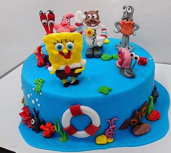Детский торт на праздник - сделать самой или заказать?
