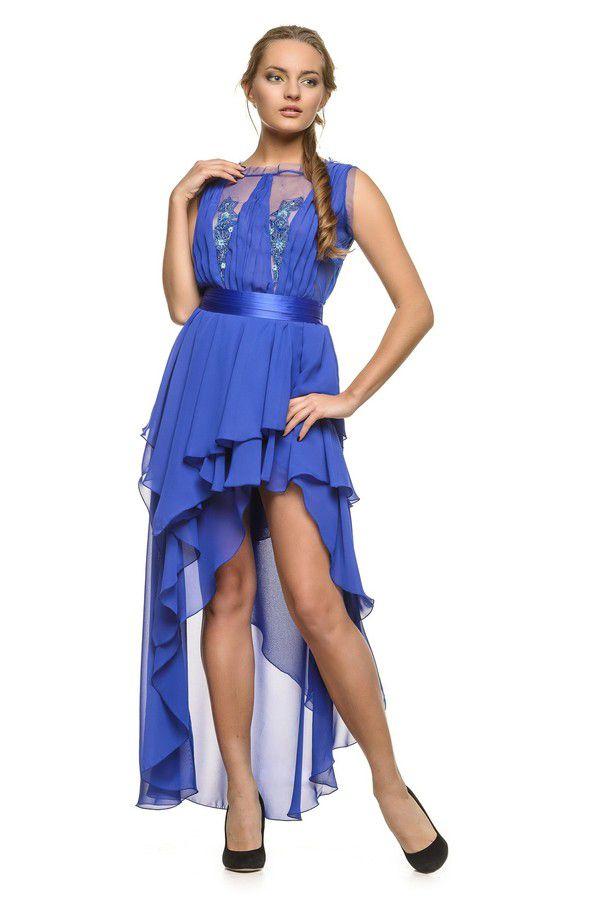 Летние шифоновые платья