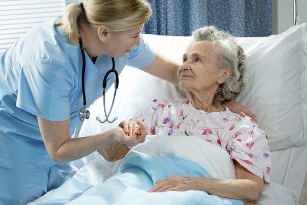 Уход за пациентом