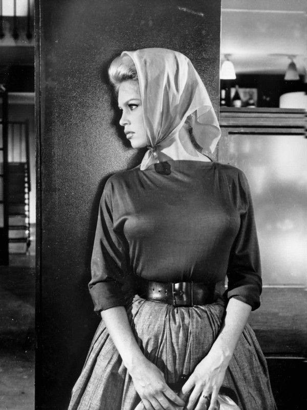 Женский платок на шею