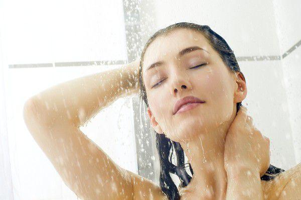 Холодный душ и его полезность