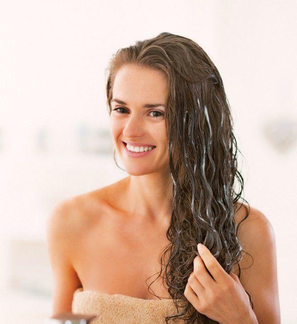 Как без вреда укрепить волосы