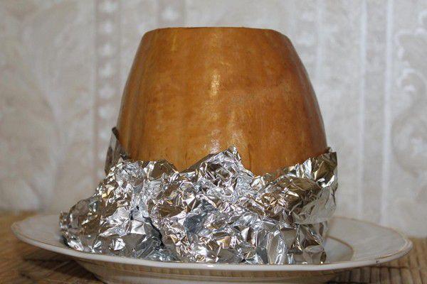Тыква запеченная в духовке