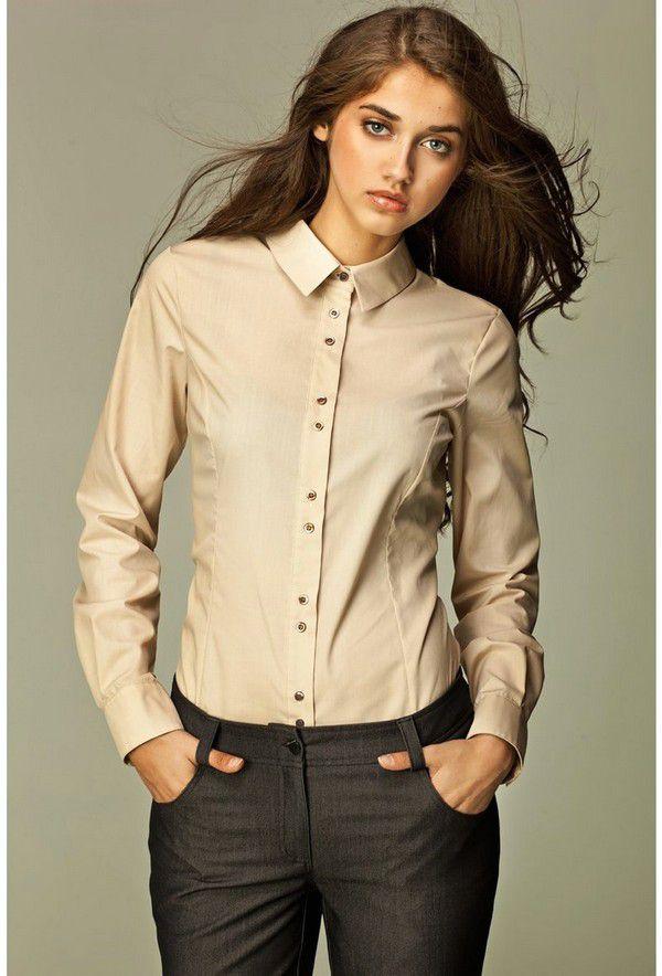 Модные женские рубашки 2015