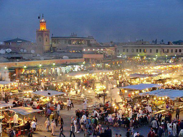 Восточные тайны Марокко