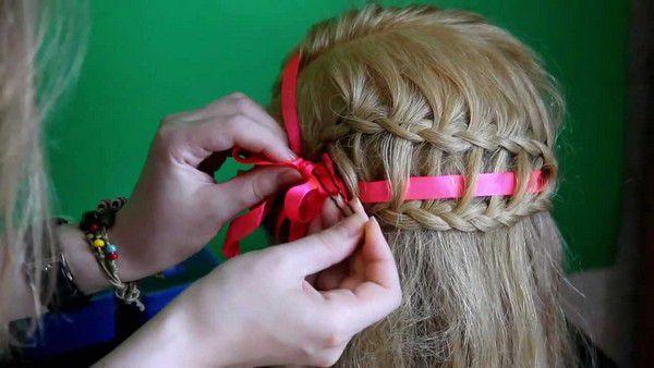 Модные украшения для волос 2015